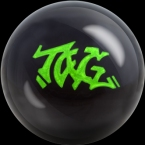 MOTIV Graffiti Tag Bowling Ball